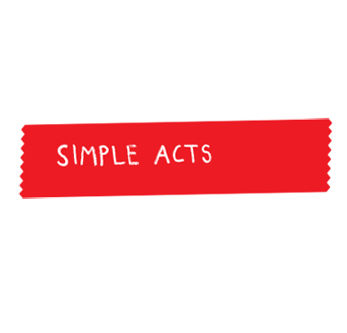 Simple Acts Logo