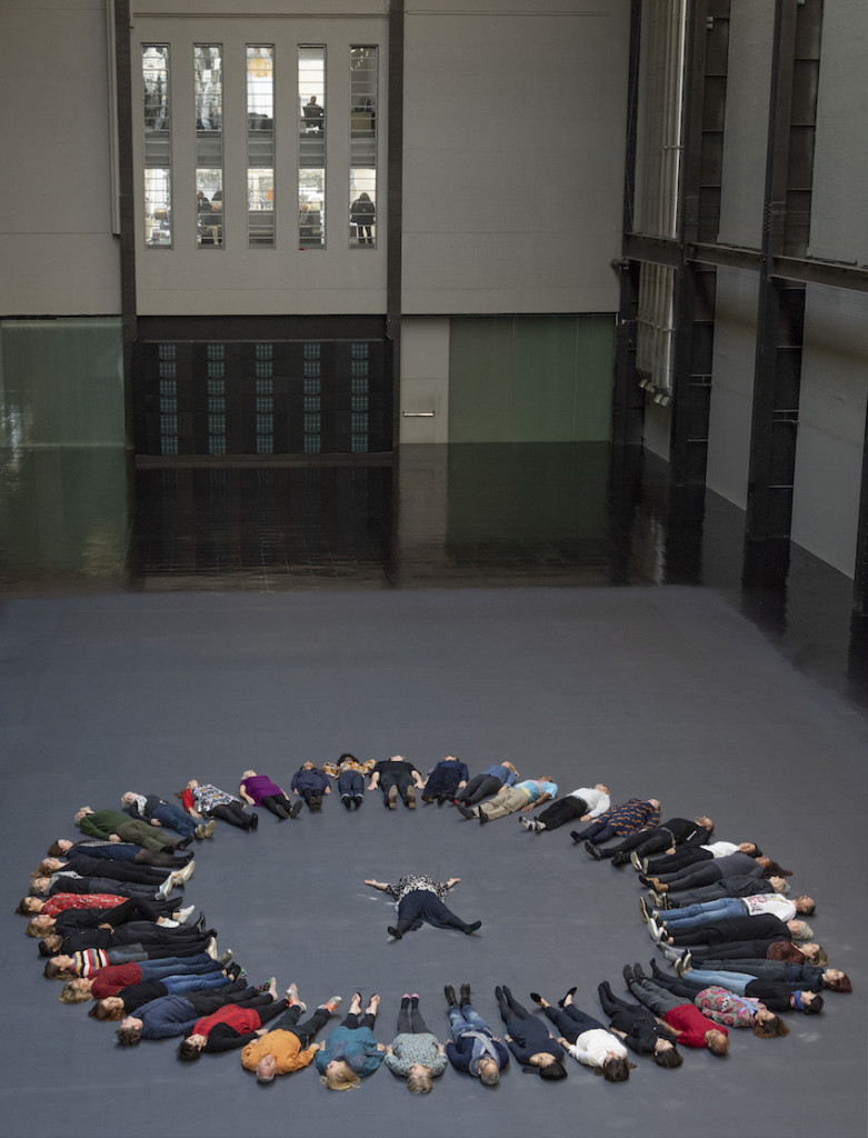 Press View of Tania Bruguera, Hyundai Comission, Turbine Hall, Tate Modern, 2018